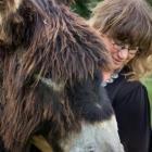 Pat Vanderscheuren Ezelpad ezelwandelingen natuurcoaching
